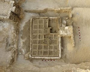 First ever funeral garden found in Egypt