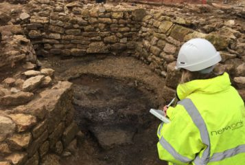 Medieval brewery discovered in Lincoln