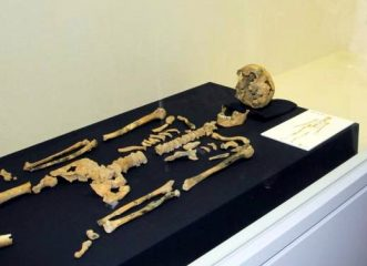 Japan's oldest human skeleton found in Okinawa