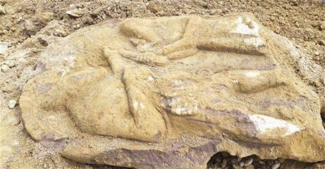 2700-year-old funerary stele turned out to be fake