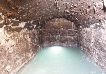 Ottoman-era well and reservoir found in Israel