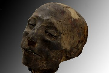 Facial reconstruction of a 3500-year-old Egyptian dignitary