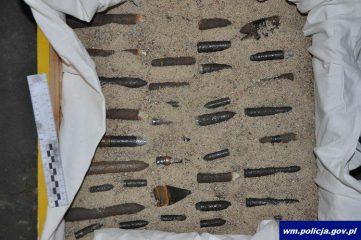 Stash of WW2 ammunition found during house raid