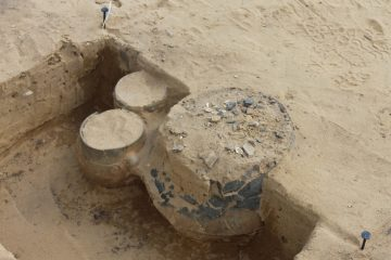 3000-years-old settlement and burial site discovered