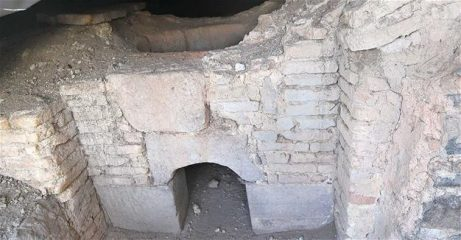 Bathhouse discovered in capital of the Anatolian Seljuk state
