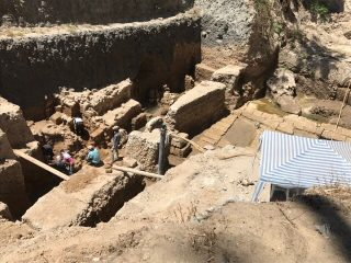 Ancient buildings discovered in Alexandria