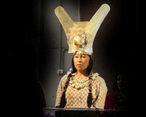 Face of ancient Moche high priestess recreated in 3D