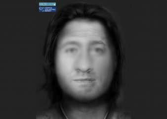 Facial reconstruction of a 4500-year-old man