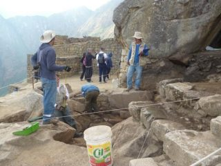 New discoveries at Machu Picchu