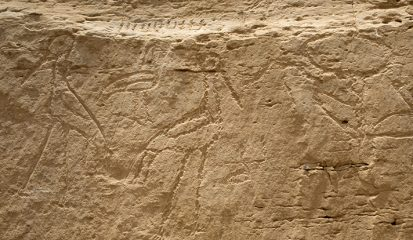 Earliest monumental Egyptian hieroglyphs discovered