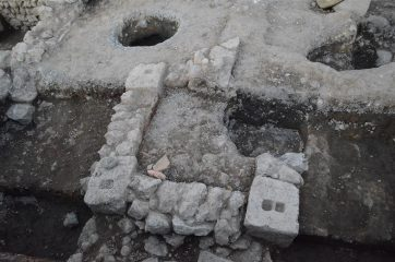 House of a garrison commander unearthed at Roman fort in Georgia