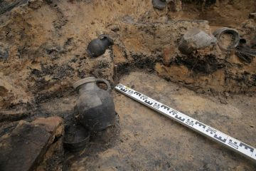 New finds from a forgotten Medieval town of Barczewko