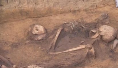 Prehistoric cemetery with 4000-year-old burials discovered