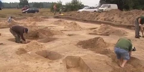 Cemetery of Goths unearthed in East Poland