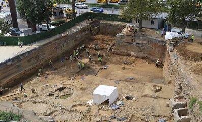 Ancient human remains discovered at Istanbul metro construction site