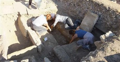 Excavations reveal 11th-century church