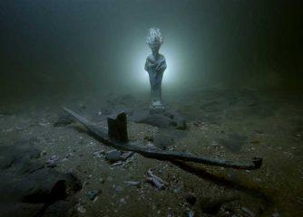 Roman vessels found off Alexandria's coast