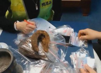 Illegal collection of artefacts seized by Police