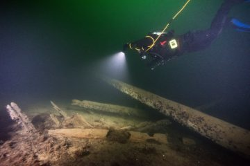 Two historic shipwrecks found in the Baltic Sea