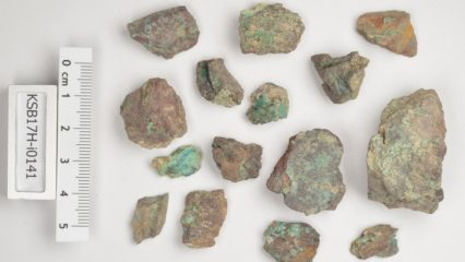 Copper extraction site and workshops discovered in Oman