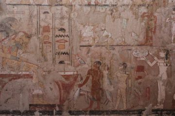 Royal tomb of a palace official discovered