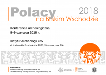 Call for papers: Polacy na Bliskim Wschodzie 2018 Conference