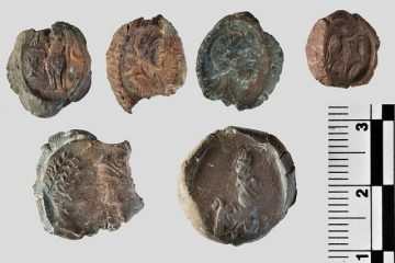 Over thousand seals found depicting Graeco-Roman gods