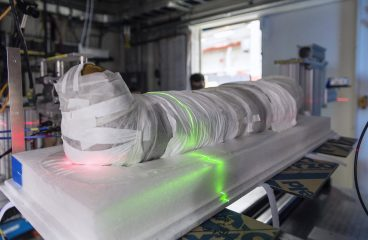 Synchrotron X-ray used to get new information about ancient mummy