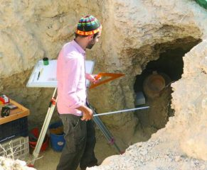 Ancient tombs discovered on Cyprus