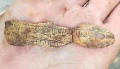 Paleolithic Venus figurine found in Croatian island's cave