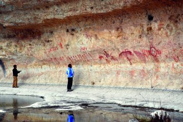 Research reveals ancient preference of acoustic qualities of rock shelters