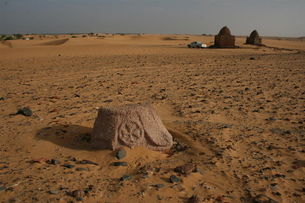 Cities, settlements and graveyards found in Sudan