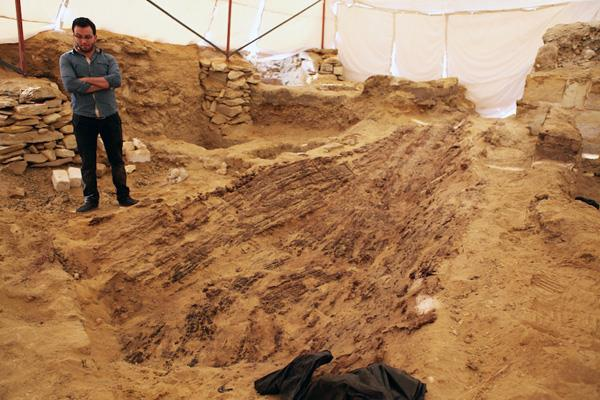 4500-year-old boat discovered in Egypt