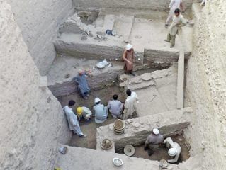 Excavations in Pakistan reveal Indo-Greek city remains