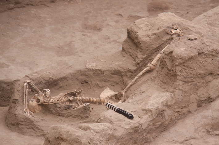 Remains of women found in ancient Temple of Death