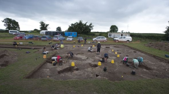 Romano-British settlement discovered by archaeologists