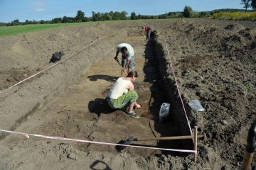 Prehistoric settlement discovered in north-western Poland