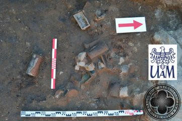 Excavations reveal details of the Medieval castle