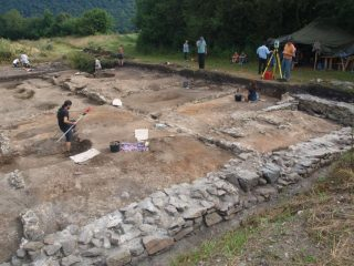 Survey of the Roman Empire's limes in Romania reveals new finds