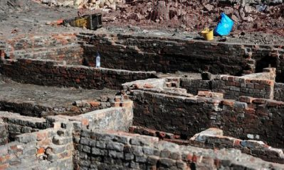 Excavation in Manchester reveals a 200-year-old pub with intact brandy