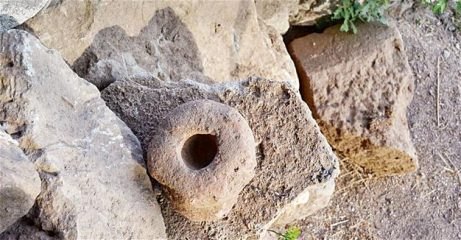 Excavations at ancient city reveal remains of cosmetic shops