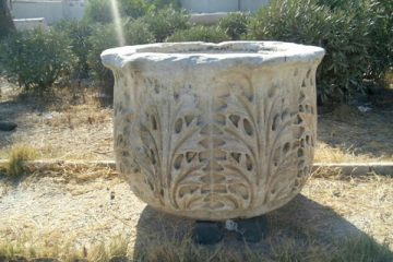 Roman and Islamic-era artefacts accidentally discovered in American Consulate's garden in Alexandria