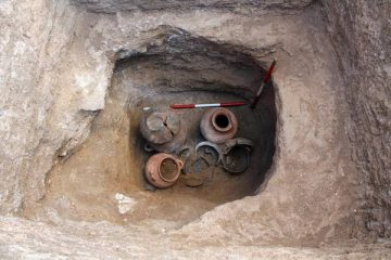 Etruscan necropolis at Vulci reveals new tombs