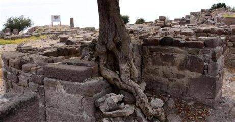 Byzantine inn complex discovered in ancient Greek city of Assos