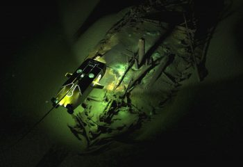 Archaeologists uncover 40 shipwrecks on the bottom of the Black Sea