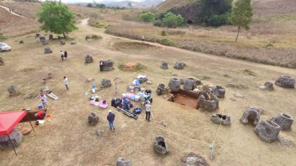 New technologies help to reveal the mysteries of the Plain of Jars