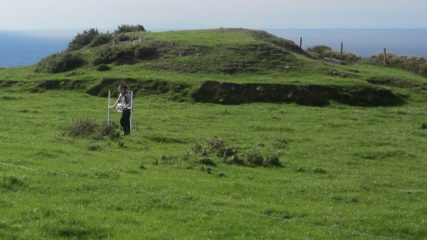 Prehistoric graves on the Isle of Man studied by modern archaeological technology