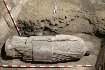 Statue lost for half a millennium rediscovered in Spain