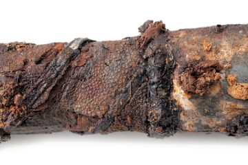 Longest ancient Japanese sword found in a 6th century tomb