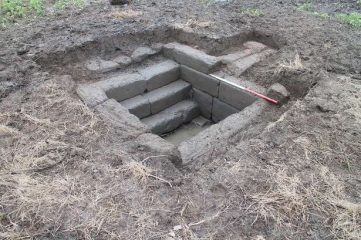 Medieval holy well unearthed in England
